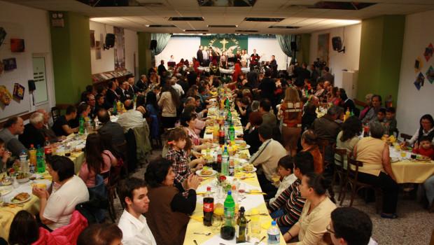 Πατριαρχικό Τραπέζι Αγάπης – 20 Οκτωβρίου 2013