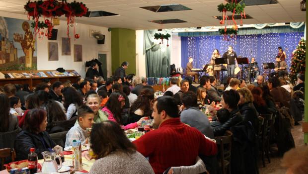Τραπέζι Αγάπης 3-1-2012
