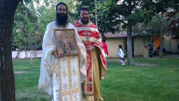 Δεύτερη Ανάσταση στον Άγιο Αθανάσιο