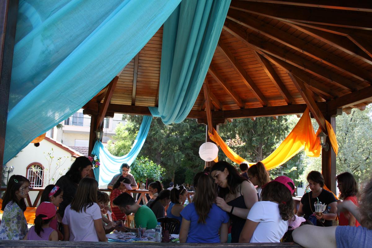 Εκδήλωση «Στην Αυλή του Αγίου», 5-6/5/2012