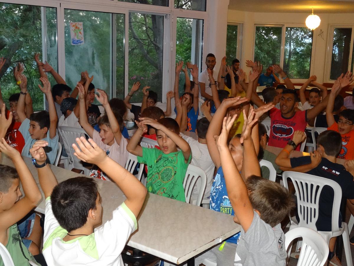 Κατασκήνωση Αγοριών Δημοτικού… και η συνέχεια!