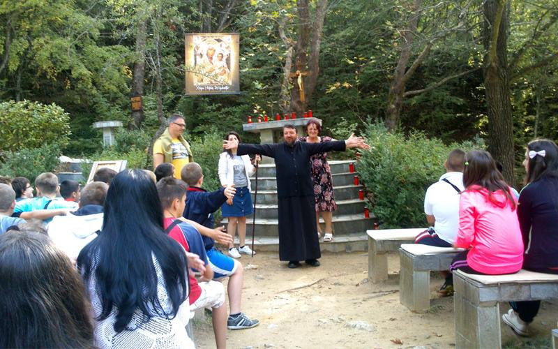 Φιλοξενία παιδιών από τη Βοσνία-Ερζεγοβίνη στην Κατασκήνωση και στον Εύοσμο