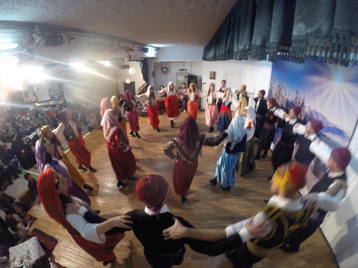 Εκδήλωση του Λαογραφικού Τμήματος προς τιμήν του Αη Γιώργη του Φουστανελά – 2ο Μέρος