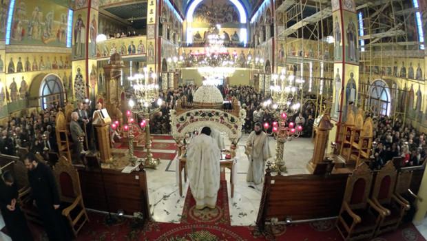 Πρώτη Ανάσταση στον Ι. Ν. Ευαγγελισμού