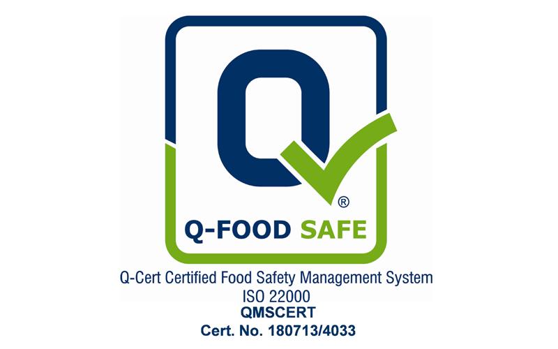 H Κατασκήνωση επαναξιολογήθηκε και διατηρεί για τρίτη χρονιά την πιστοποίηση ISO22000:2005