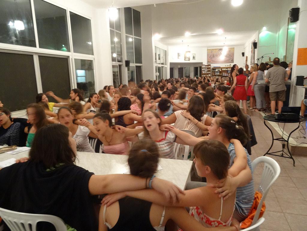 Προκατασκηνωτική συνάντηση Κατασκήνωσης Κοριτσιών Γυμνασίου – Λυκείου