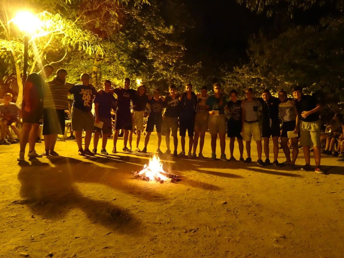 Κατασκήνωση Αγοριών Γυμνασίου-Λυκείου 2015