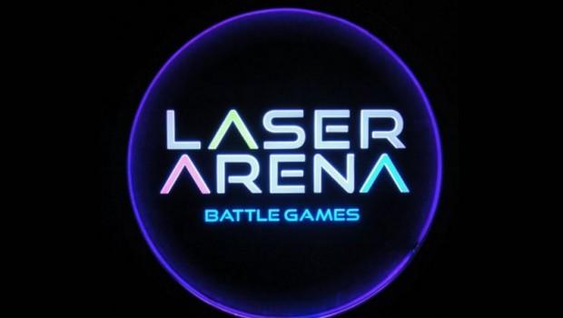 Η συντροφιά Λυκείου στο Laser Arena