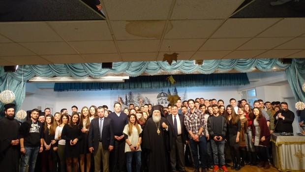 Εκδήλωση Βράβευσης Πρωτοετών Φοιτητών στην Κατακόμβη