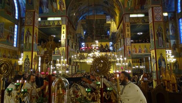 Αρχιερατικός Εορτασμός Αγίων Ακύλα και Πρισκίλλης στον Ι. Ν. Ευαγγελισμού