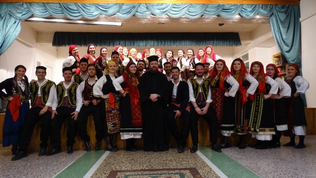 Θεατρική Παράσταση και Εκδήλωση του Λαογραφικού τμήματος (Γ΄μέρος)