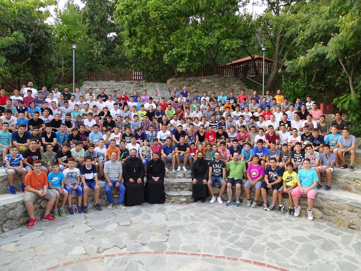 Κατασκήνωση Αγοριών Γυμνασίου – Λυκείου 2016