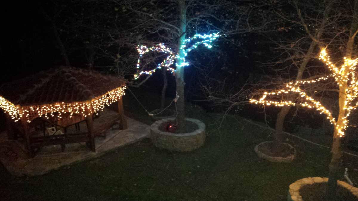 Χριστουγεννιάτικη Κατασκήνωση 2016