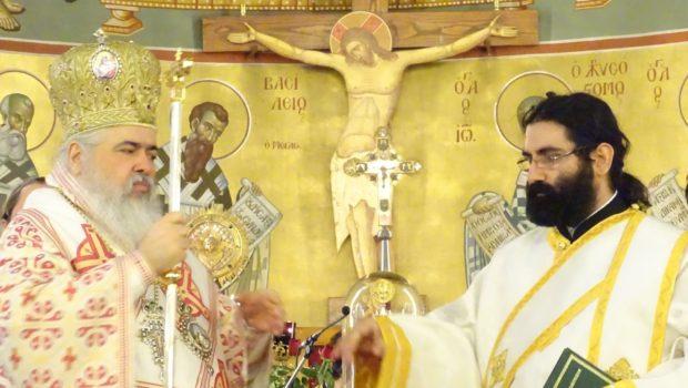 Εορτασμός Αγίων Ακύλα και Πρισκίλλης, φιλοξενία Εκκλησιαστικών Σχολείων και Χειροτονία Διακόνου