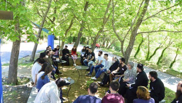 Συνεχίζονται οι εργασίες του 1ου Πανελλήνιου Συνεδρίου Στελεχών Κατασκηνώσεων