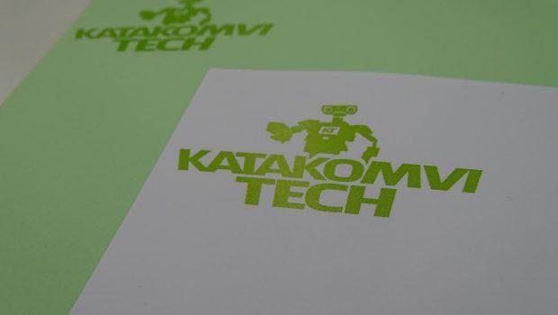 H ομάδα της Κατακόμβης «Katakomvi Tech» στα προκριματικά του Πανελληνίου Διαγωνισμού Ρομποτικής FLL2018