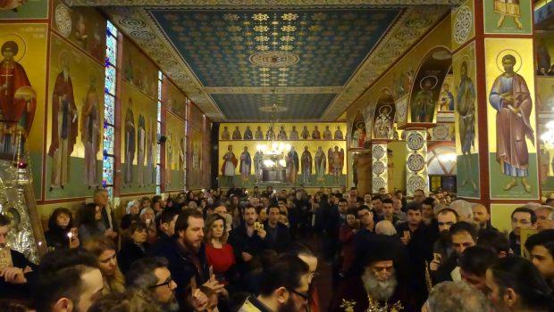 Κυριακή της Ορθοδοξίας στον Ι. Ν. Ευαγγελισμού Ευόσμου