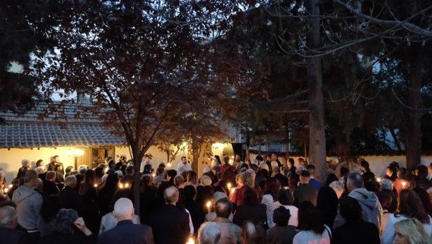Δεύτερη Ανάσταση – Εσπερινός της Αγάπης στον Ι. Ν. Αγ. Αθανασίου