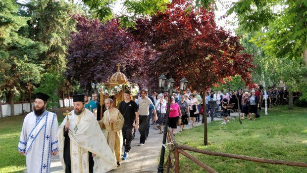Περιφορά της Ιεράς Εικόνας και Πανηγυρικός Εσπερινός του Αγίου Αθανασίου