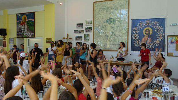 Ξεκίνησε η δεύτερη κατασκηνωτική περίοδος των Κοριτσιών Δημοτικού