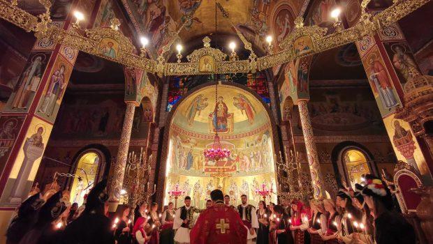 Αγρυπνία προς τιμήν του Αγίου Γεωργίου των Ιωαννίνων