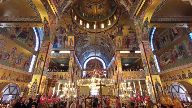 Κυριακή της Ορθοδοξίας στον Ι. Ν. Ευαγγελισμού
