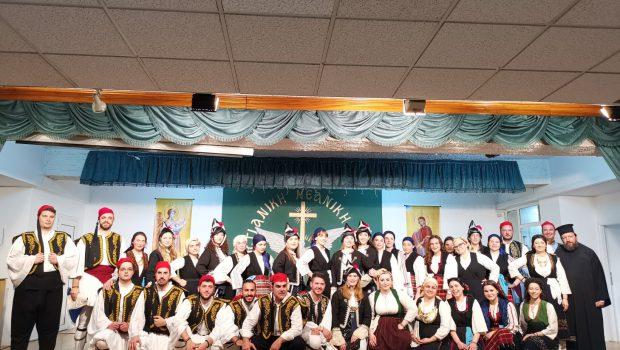 3η Εκδήλωση του Λαογραφικού Τμήματος της Κατακόμβης για το Πανηγύρι του Ευαγγελισμού