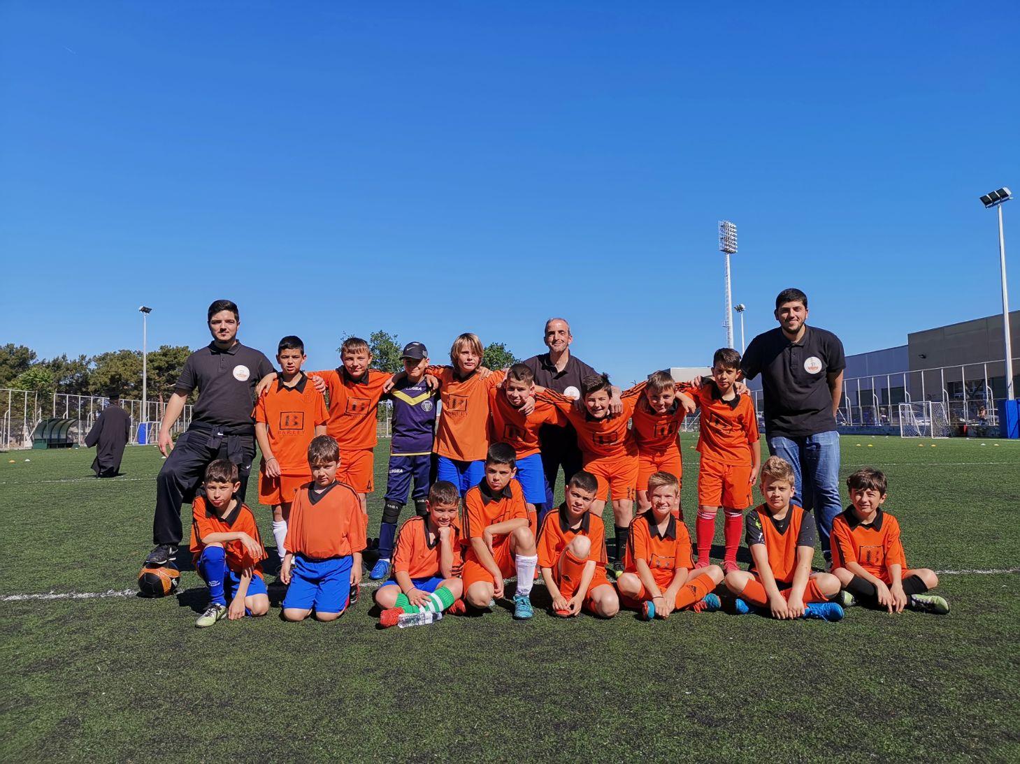 Οι «Νέστορες» στην τρίτη θέση του Μητροπολιτικού Πρωταθλήματος Ποδοσφαίρου