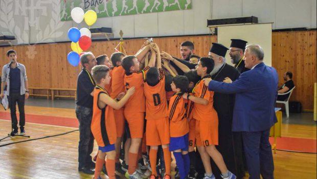 Οι «Νέστορες» στην τελετή λήξης του Μητροπολιτικού Πρωταθλήματος