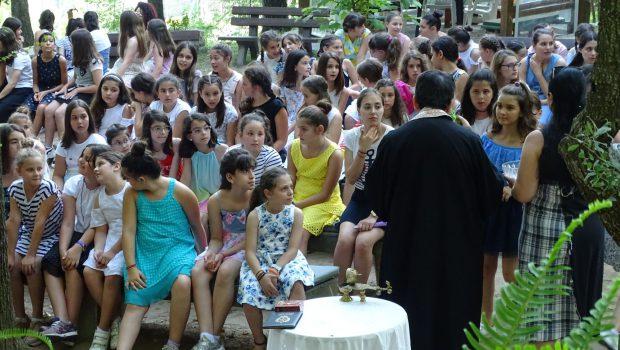 Ξεκίνησε η Κατασκηνωτική Περίοδος των Κοριτσιών Δημοτικού (Α΄Περίοδος)