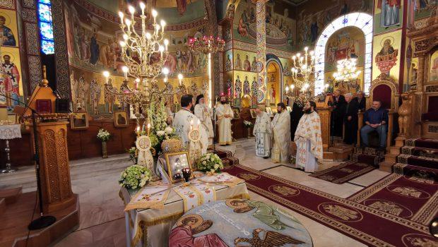 Τριετές Αρχιερατικό Μνημόσυνο Μητροπολίτου Σταυροπηγίου κυρού Αλεξάνδρου