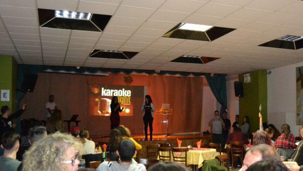 Karaoke Night στην Κατακόμβη