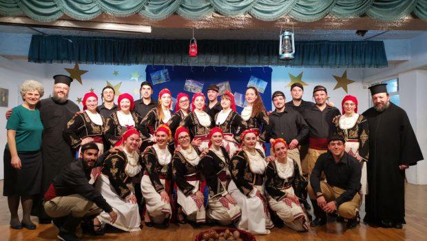 Εκδήλωση προς τιμήν του Αη Γιώργη του Φουστανελλά (2ο μέρος)