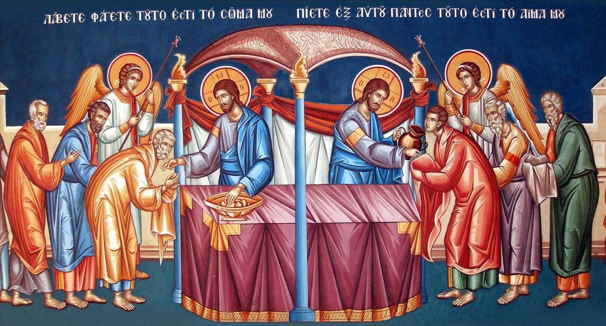 Ζωντανή Μετάδοση: Θ. Λειτουργία από τον Ι. Ν.  Ευαγγελισμού