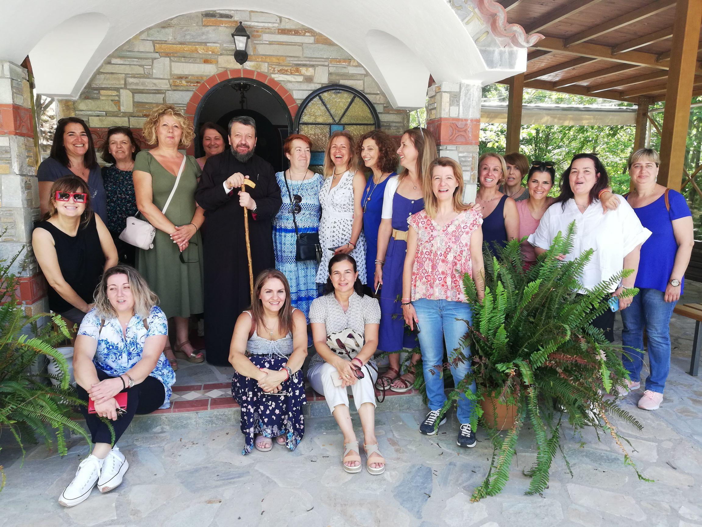 Καλοκαίρι 2021: 1η ημερήσια εκδρομή στην Κατασκήνωση